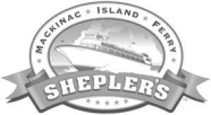 Shepler's logoBW